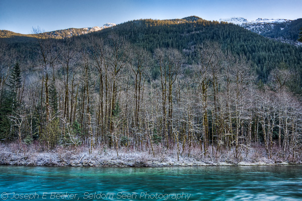 Winter Approaches on the Skagit