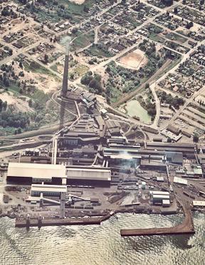 Former ASARCO Smelter