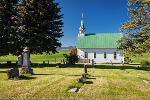 Freeze Community Church, Potlatch, Idaho