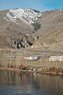 Chelan Falls Test Well