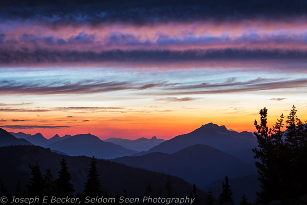 Harts Pass, North Cascades